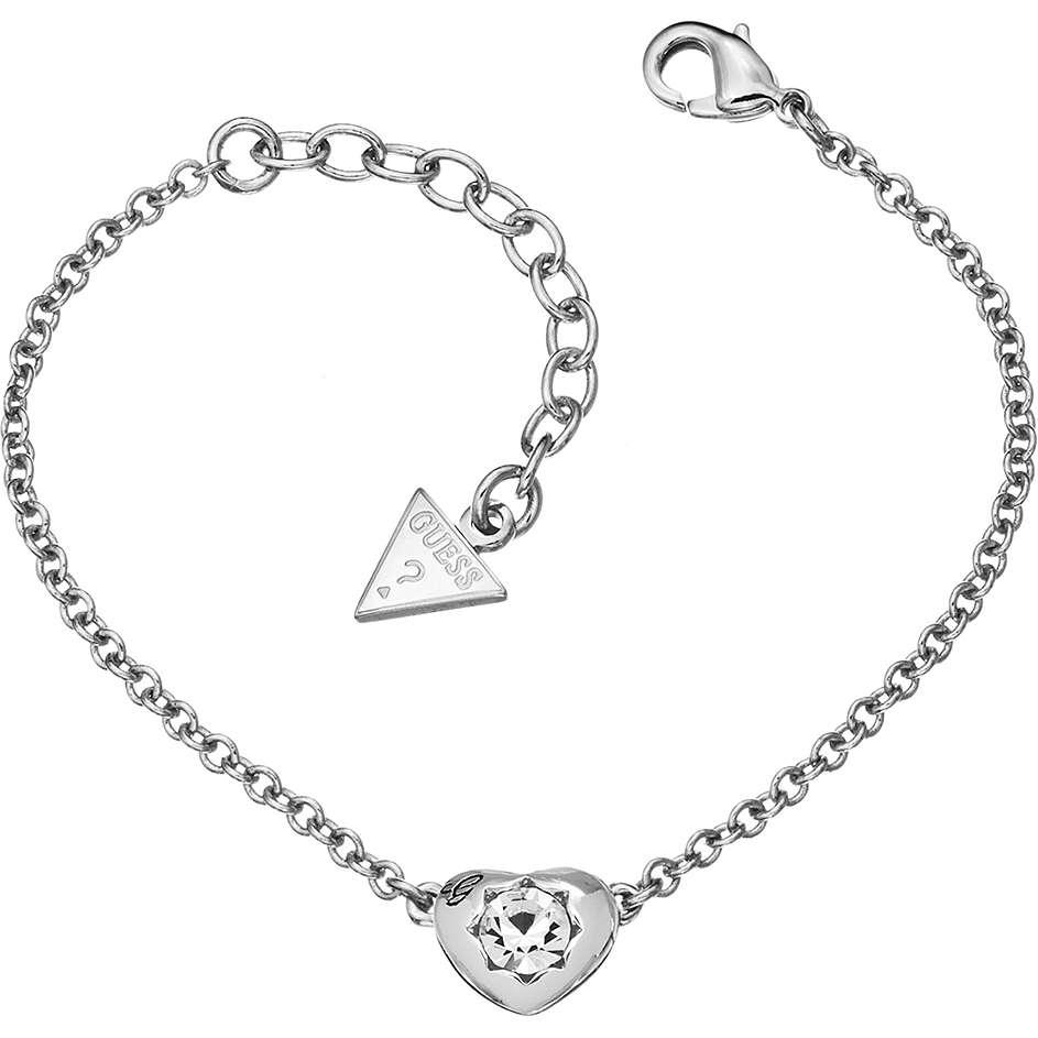 bracelet femme bijoux Guess CRYSTALS OF LOVE UBB51413