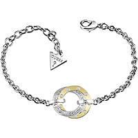 bracelet femme bijoux Guess E-Motions UBB83067-S