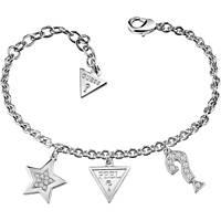 bracelet femme bijoux Guess Feelguess UBB83043-S