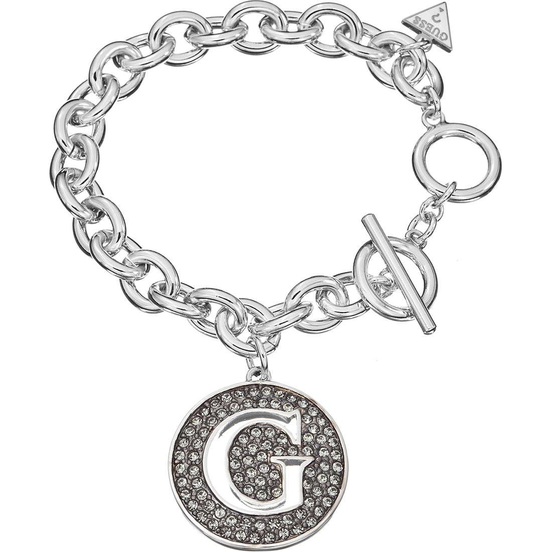 bracelet femme bijoux Guess G Girl UBB51425