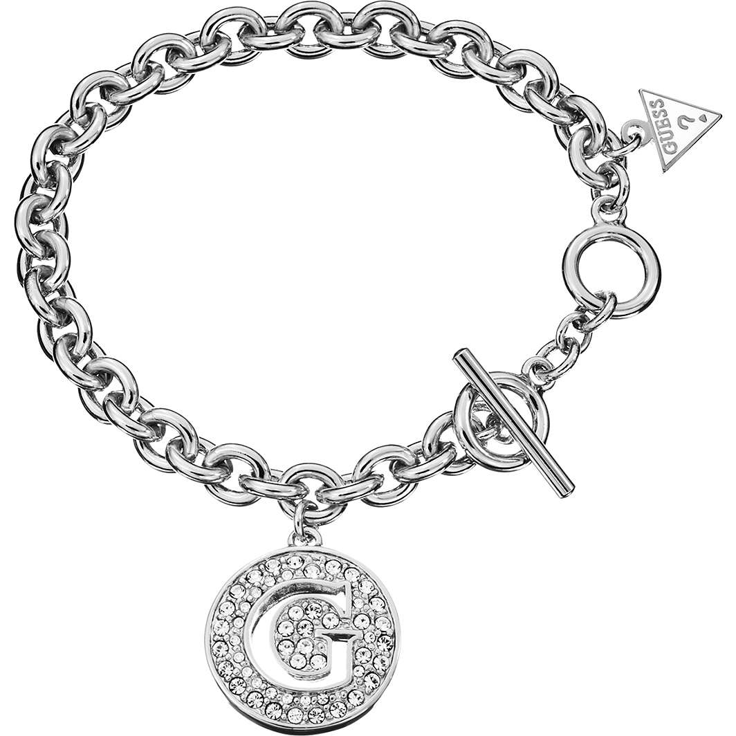 bracelet femme bijoux Guess G Girl UBB51426