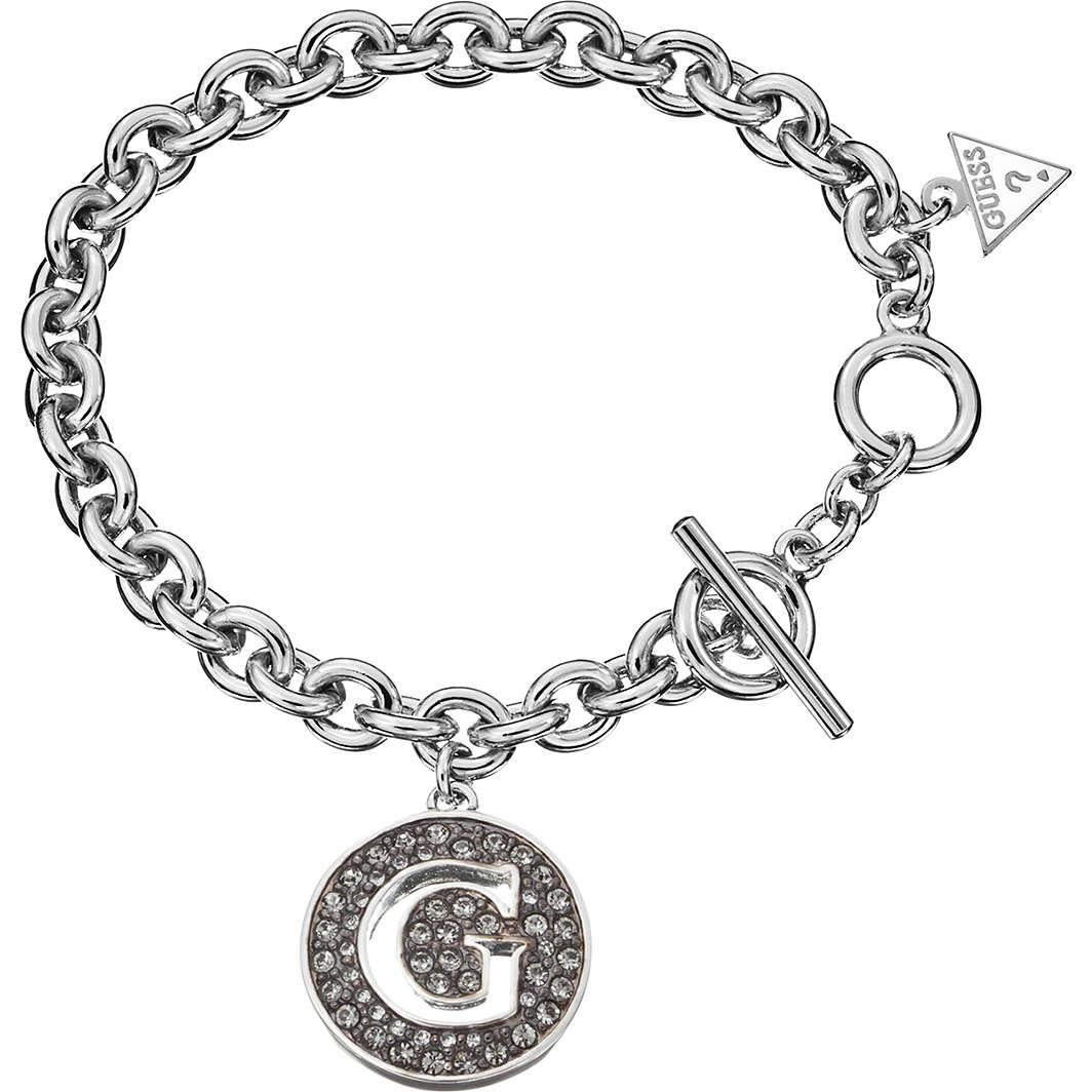 bracelet femme bijoux Guess G Girl UBB51429