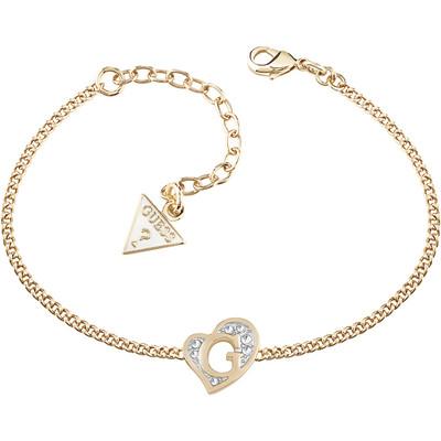 bracelet femme bijoux Guess G Hearts UBB71528-S