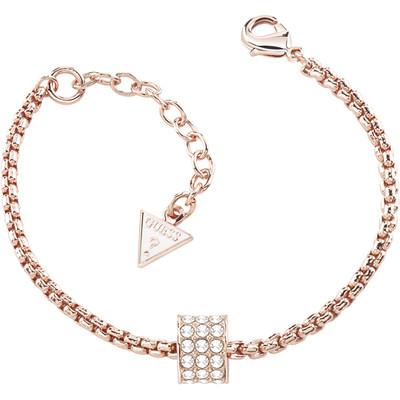 bracelet femme bijoux Guess G Rounds UBB21578-S