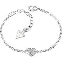bracelet femme bijoux Guess Heartshelter UBB71518-S