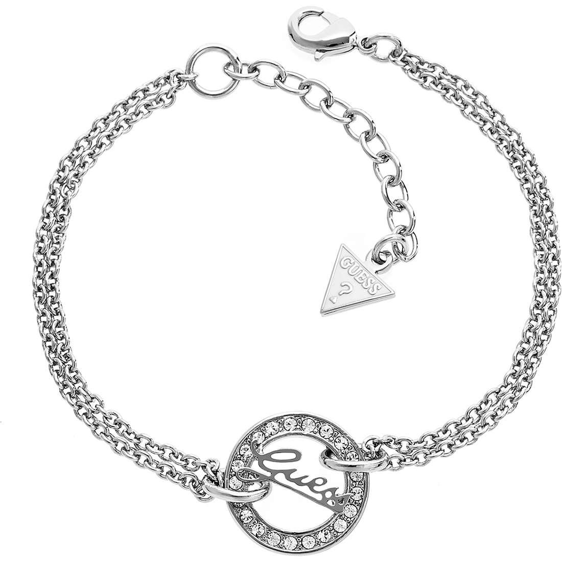 bracelet femme bijoux Guess Iconic UBB21501-S