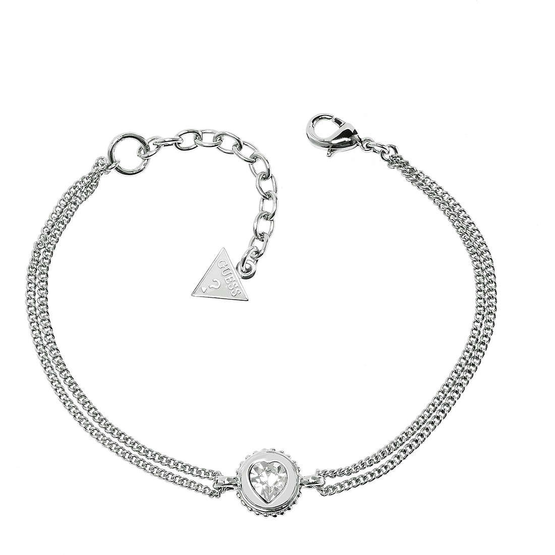 bracelet femme bijoux Guess Iconic UBB21530-S