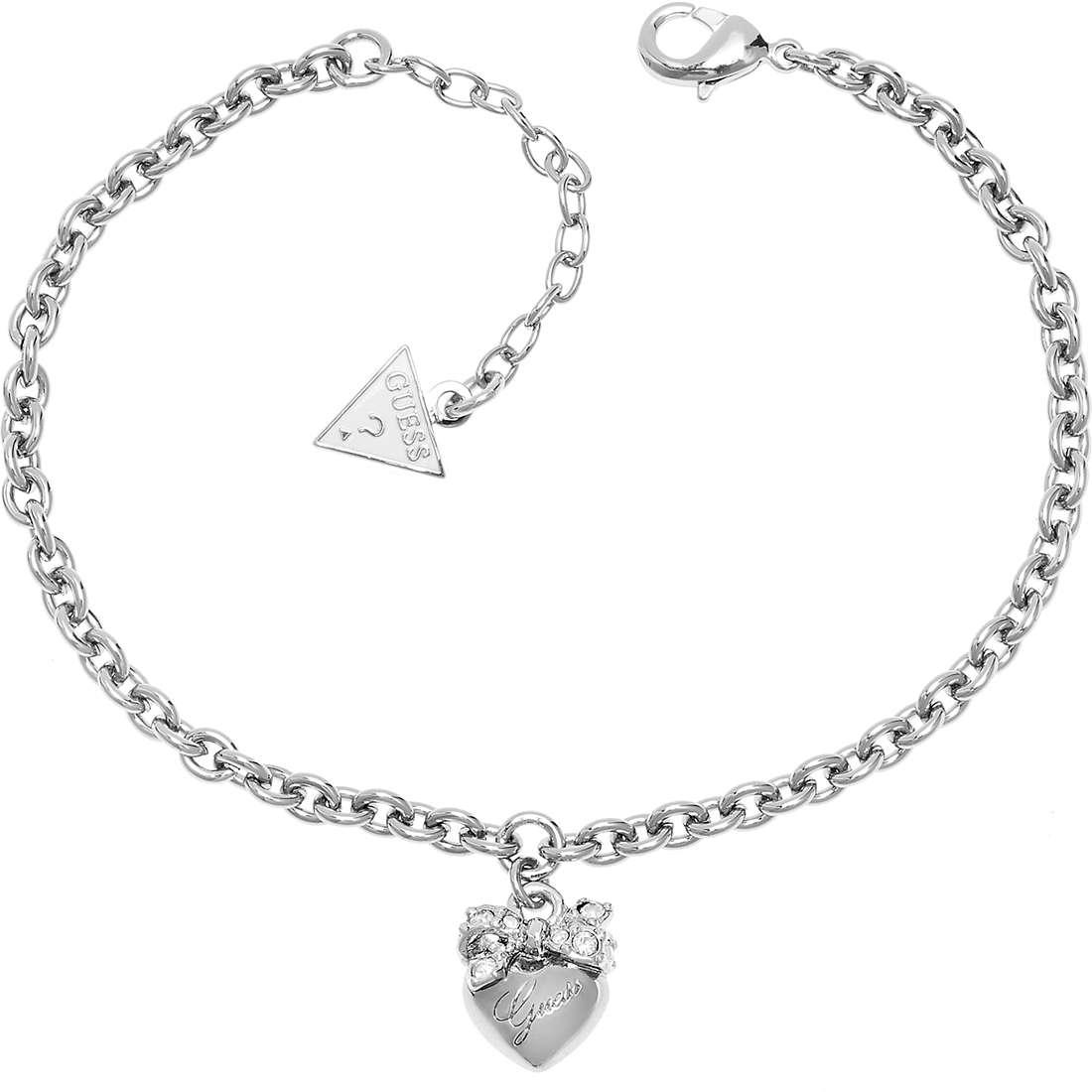 bracelet femme bijoux Guess Iconic UBB21570-S