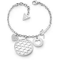 bracelet femme bijoux Guess Jamila UBB85070-S