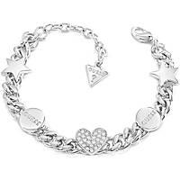 bracelet femme bijoux Guess Love Chain UBB84075-S