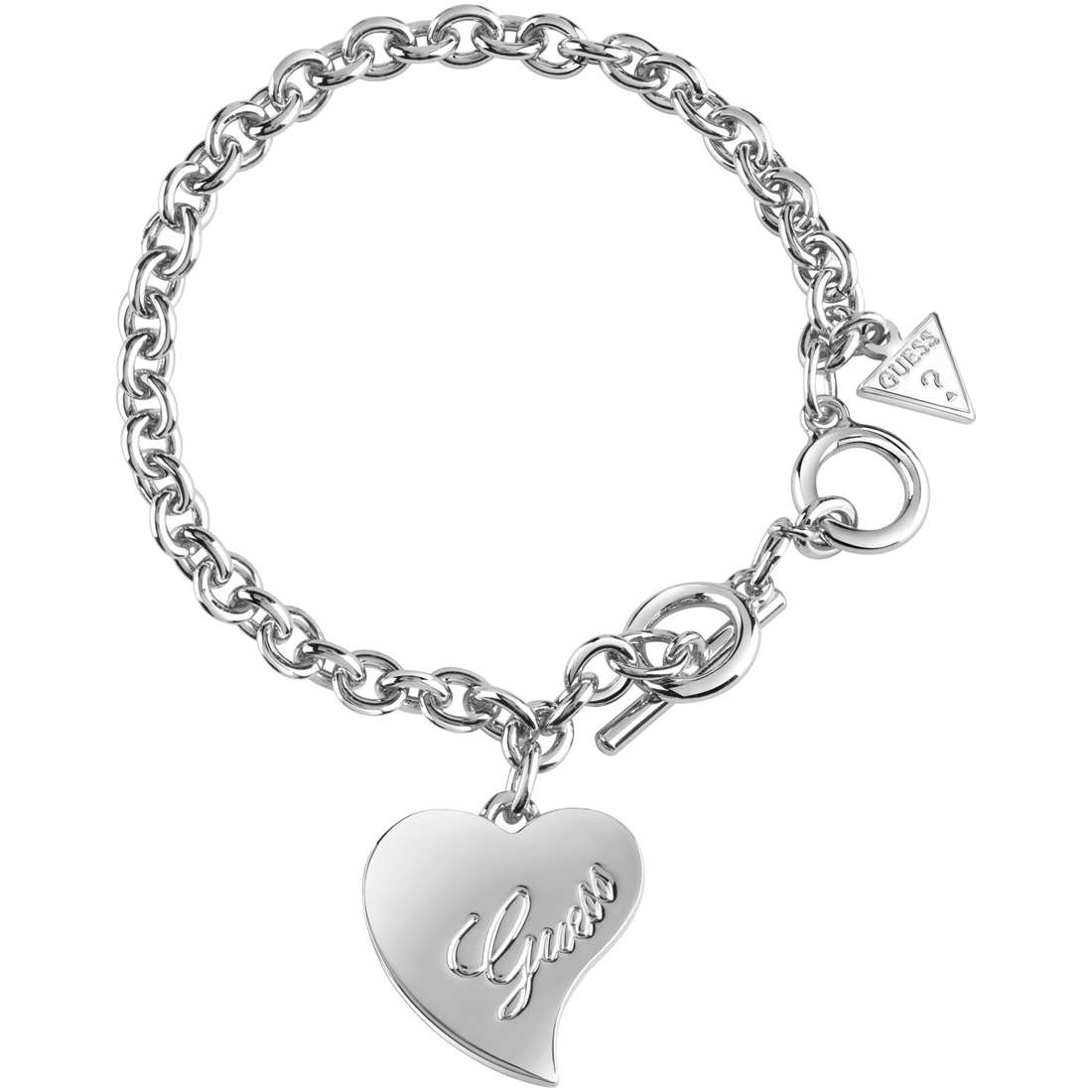 bracelet femme bijoux Guess Love UBB71530