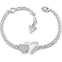 bracelet femme bijoux Guess Me & You UBB84123-S