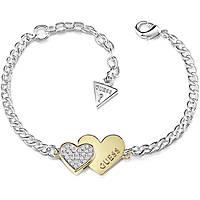 bracelet femme bijoux Guess Me & You UBB84124-S