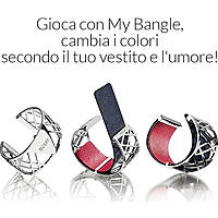 bracelet femme bijoux Guess My Bangle UBB84146