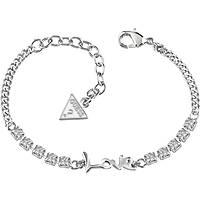 bracelet femme bijoux Guess My Feelings 4U UBB61077-S