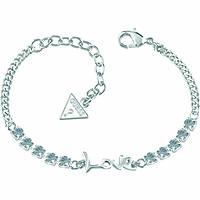 bracelet femme bijoux Guess My Feelings 4U UBB61078-S