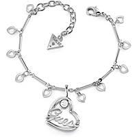 bracelet femme bijoux Guess Princess UBB85141-S