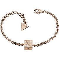 bracelet femme bijoux Guess Rolling Dice UBB83035-S