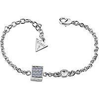 bracelet femme bijoux Guess Rolling Dice UBB83036-S