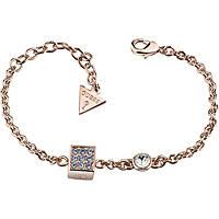 bracelet femme bijoux Guess Rolling Dice UBB83038-S