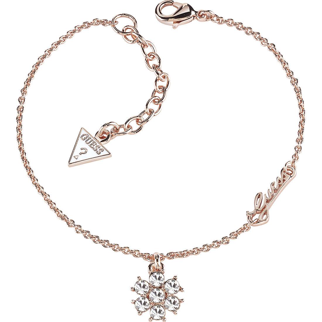 bracelet femme bijoux Guess Rose Gold UBB21547-S