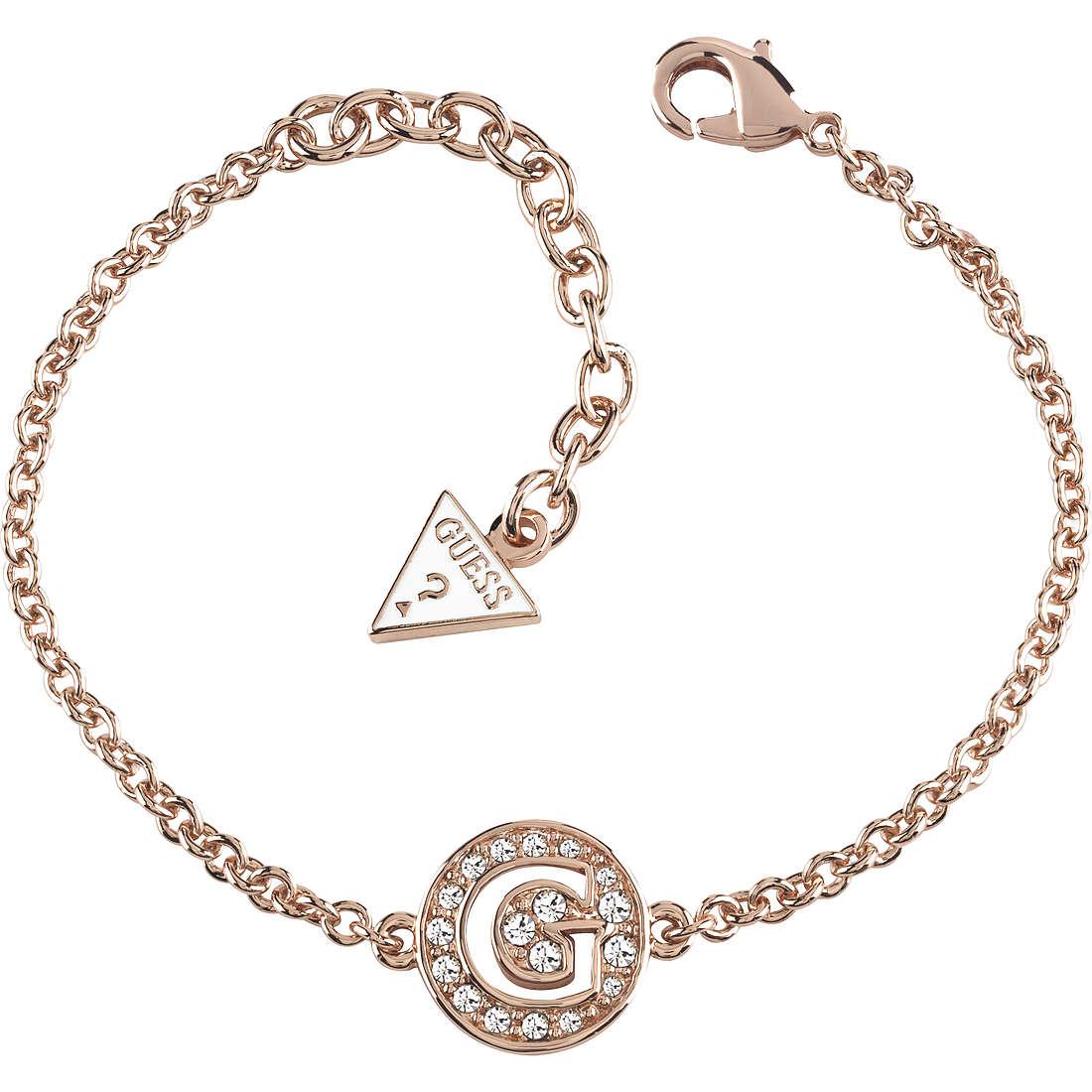 bracelet femme bijoux Guess Rose Gold UBB51501