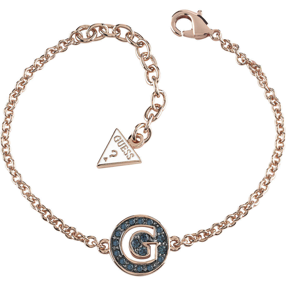 bracelet femme bijoux Guess Rose Gold UBB91402