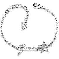 bracelet femme bijoux Guess Starlicious UBB84038-S