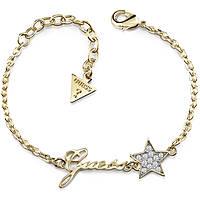 bracelet femme bijoux Guess Starlicious UBB84039-S