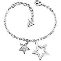 bracelet femme bijoux Guess Starlicious UBB84042-S