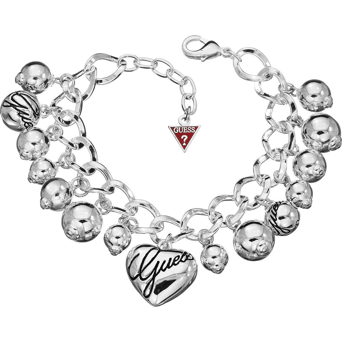 bracelet femme bijoux Guess UBB11116