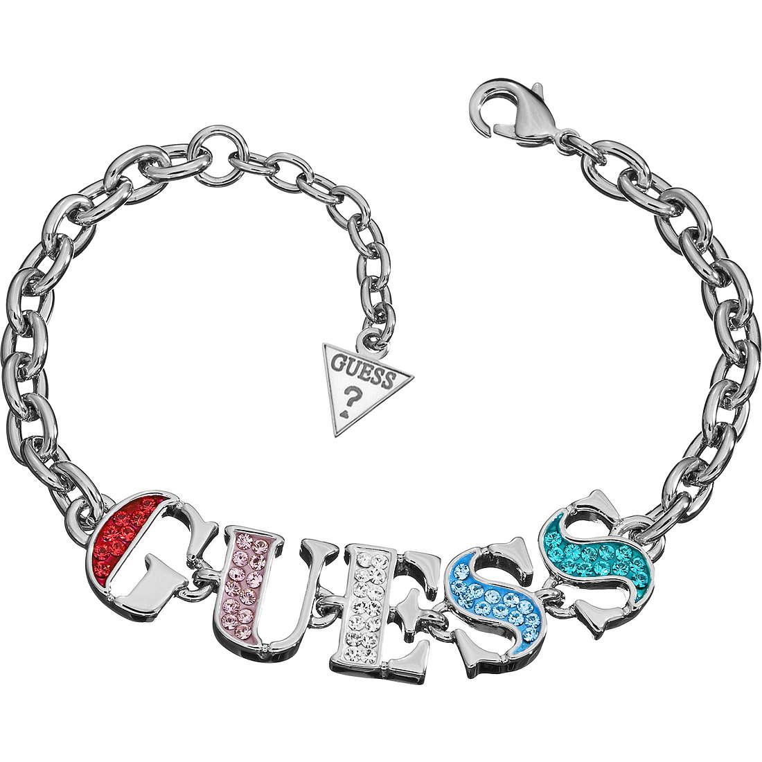 bracelet femme bijoux Guess UBB11202