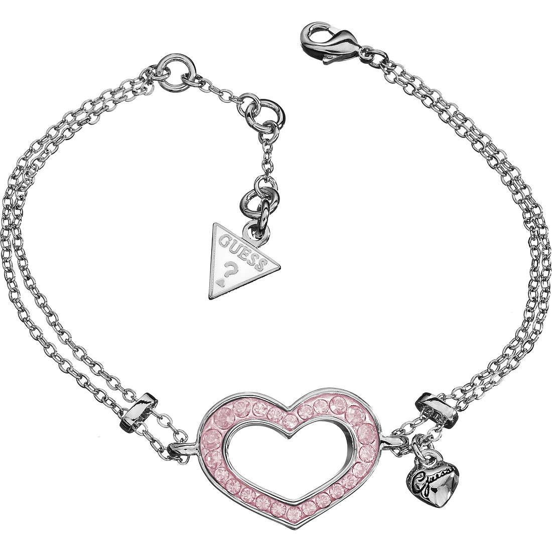 bracelet femme bijoux Guess UBB11222