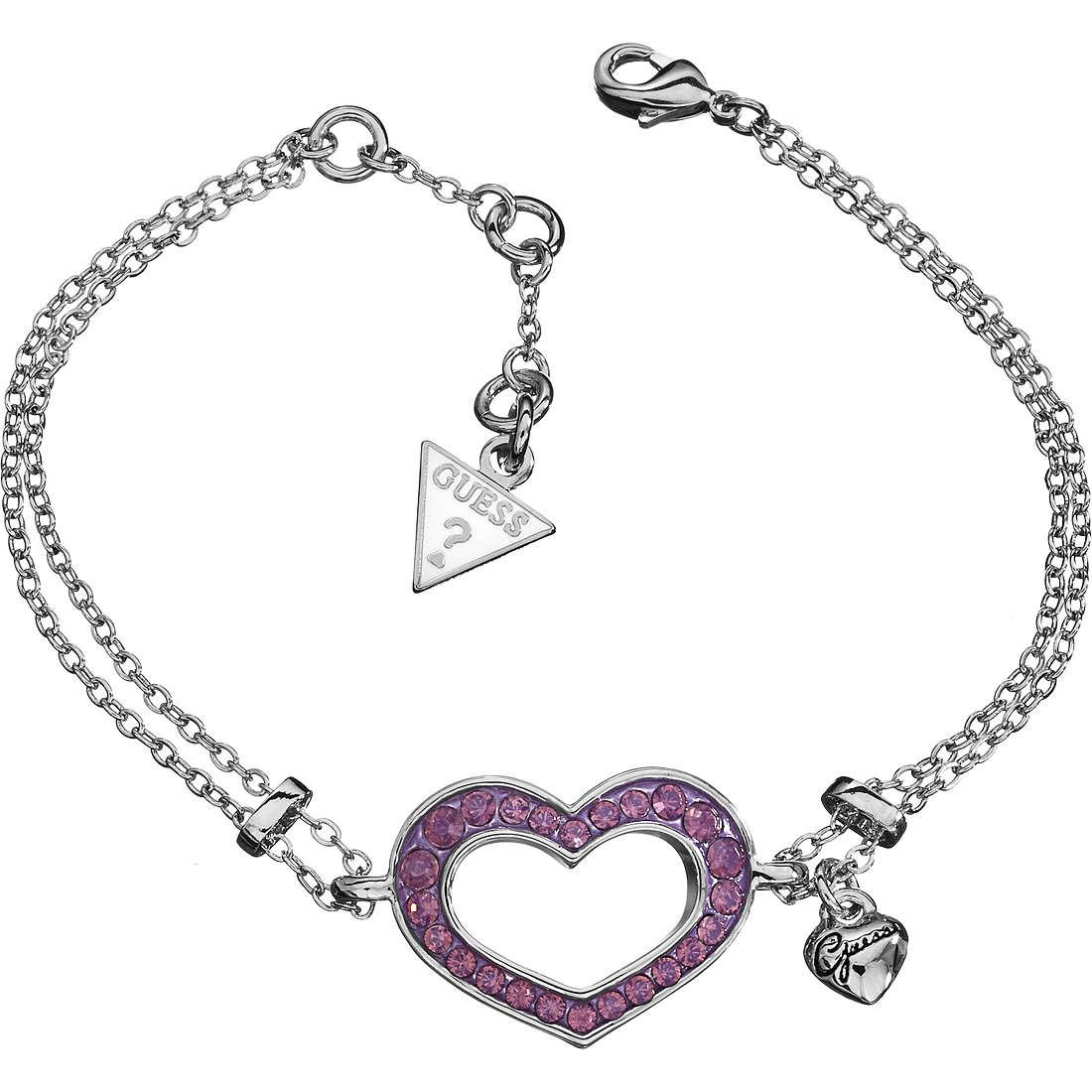bracelet femme bijoux Guess UBB11223