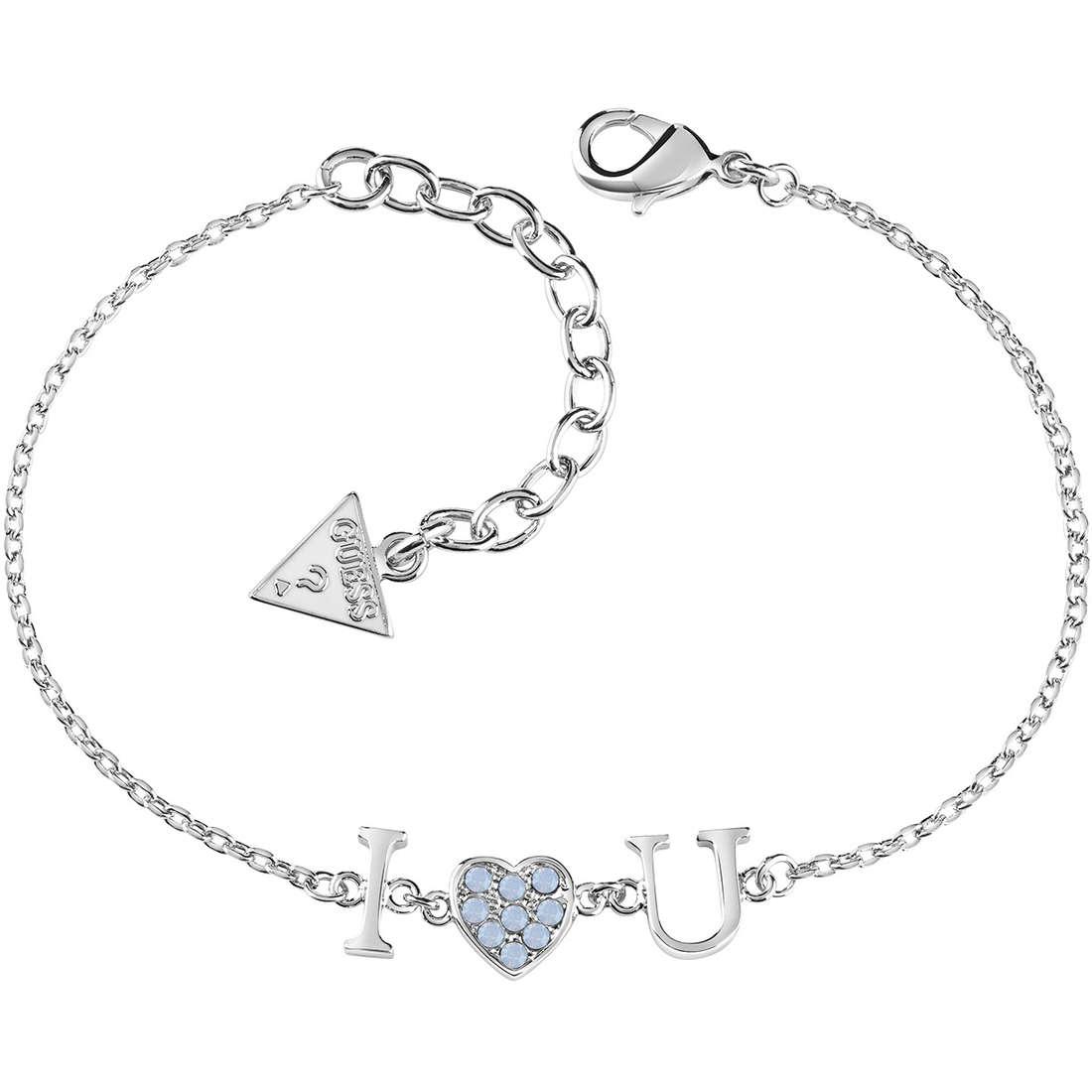 bracelet femme bijoux Guess UBB61095-S