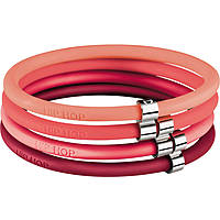 bracelet femme bijoux Hip Hop Happy Loops HJ0103
