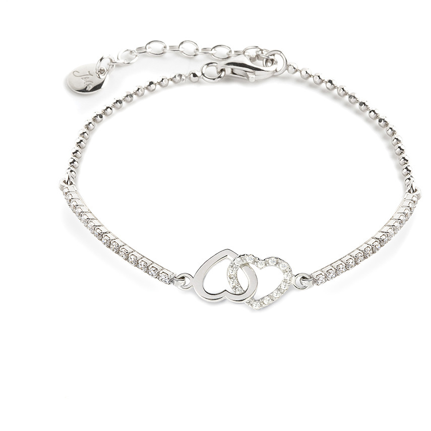 bracelet femme bijoux Jack&co Love Is In The Air JCB0637