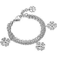 bracelet femme bijoux Luca Barra Be Happy BK1437