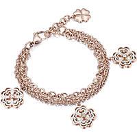 bracelet femme bijoux Luca Barra Be Happy BK1438
