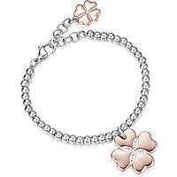 bracelet femme bijoux Luca Barra Be Happy BK1440
