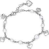 bracelet femme bijoux Luca Barra Be Happy BK1443