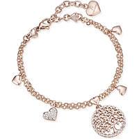 bracelet femme bijoux Luca Barra Be Happy BK1448