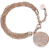 bracelet femme bijoux Luca Barra Be Happy BK1450