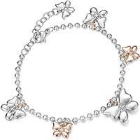 bracelet femme bijoux Luca Barra Be Happy BK1452