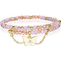bracelet femme bijoux Luca Barra Color Life LBBK1389