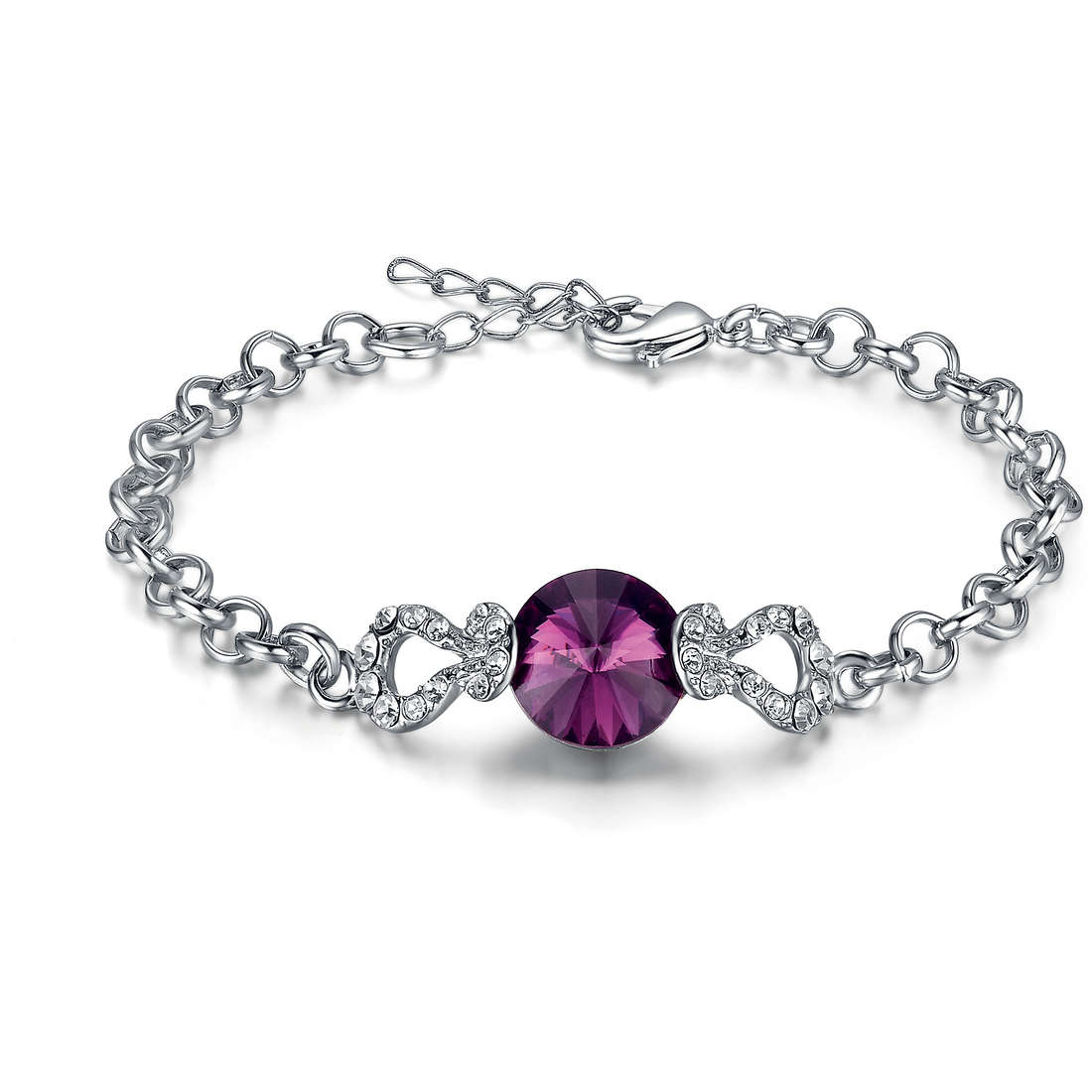 bracelet femme bijoux Luca Barra Jacqueline LBBK1098