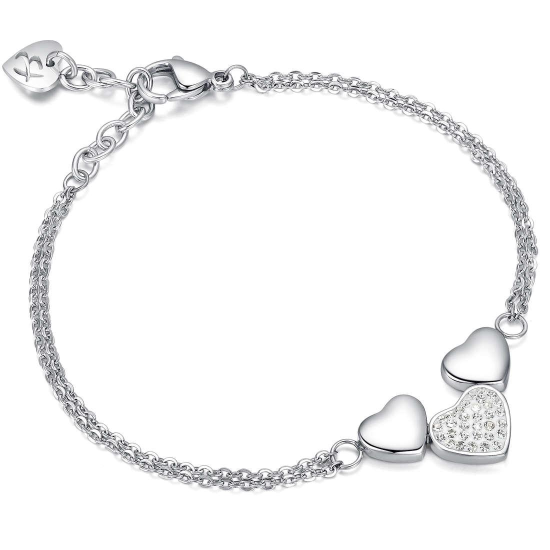 bracelet femme bijoux Luca Barra LBBK1006