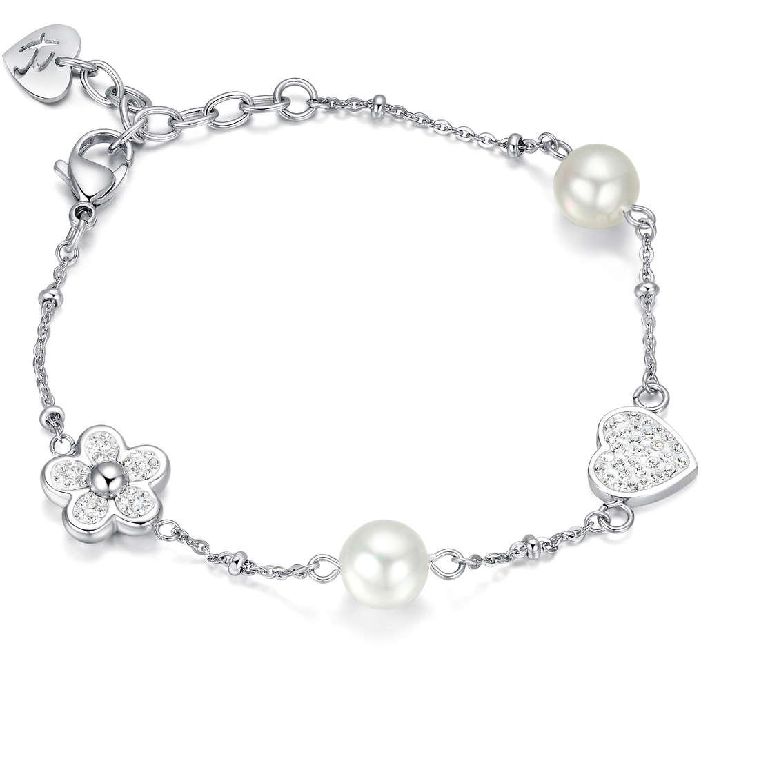 bracelet femme bijoux Luca Barra LBBK1007