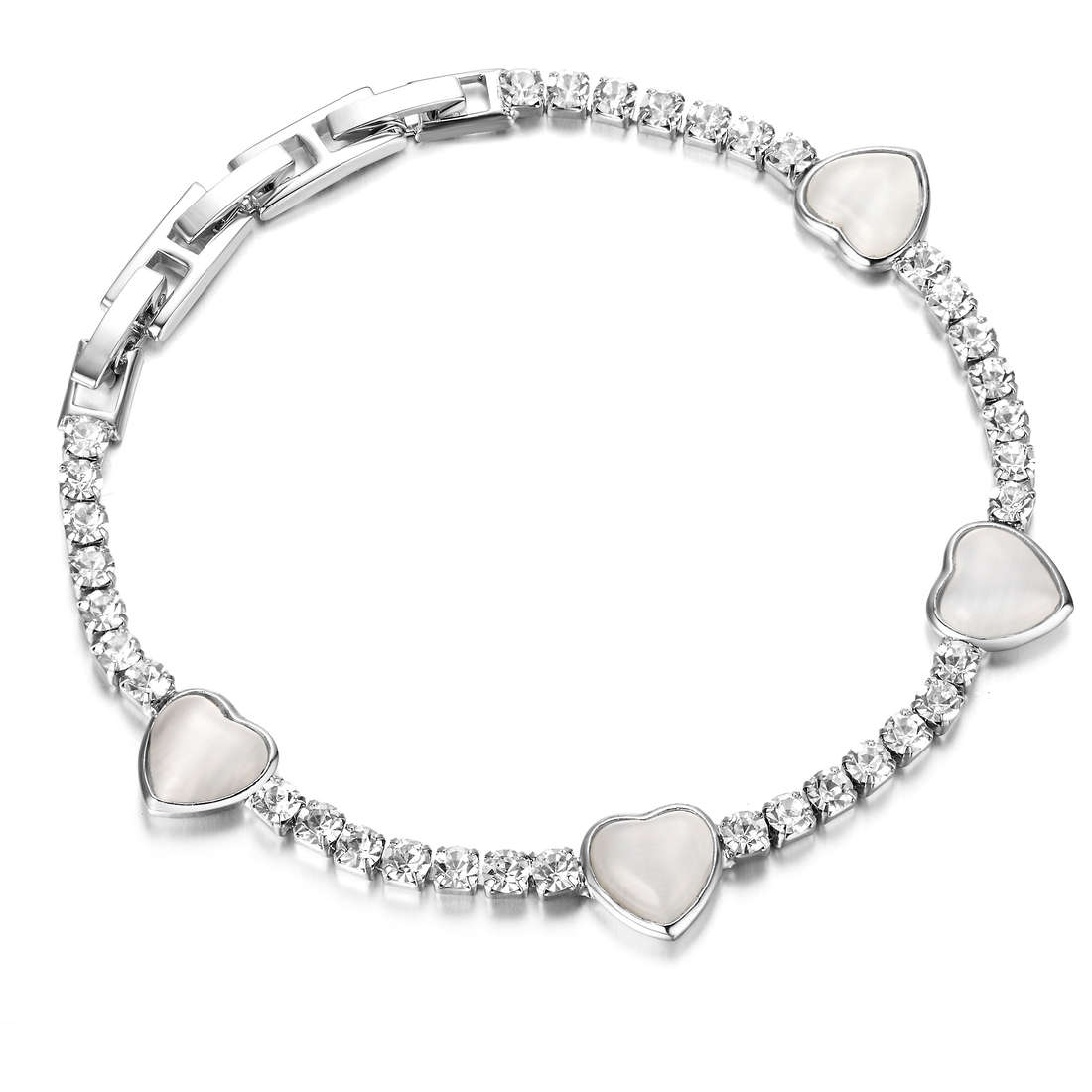 bracelet femme bijoux Luca Barra LBBK1041
