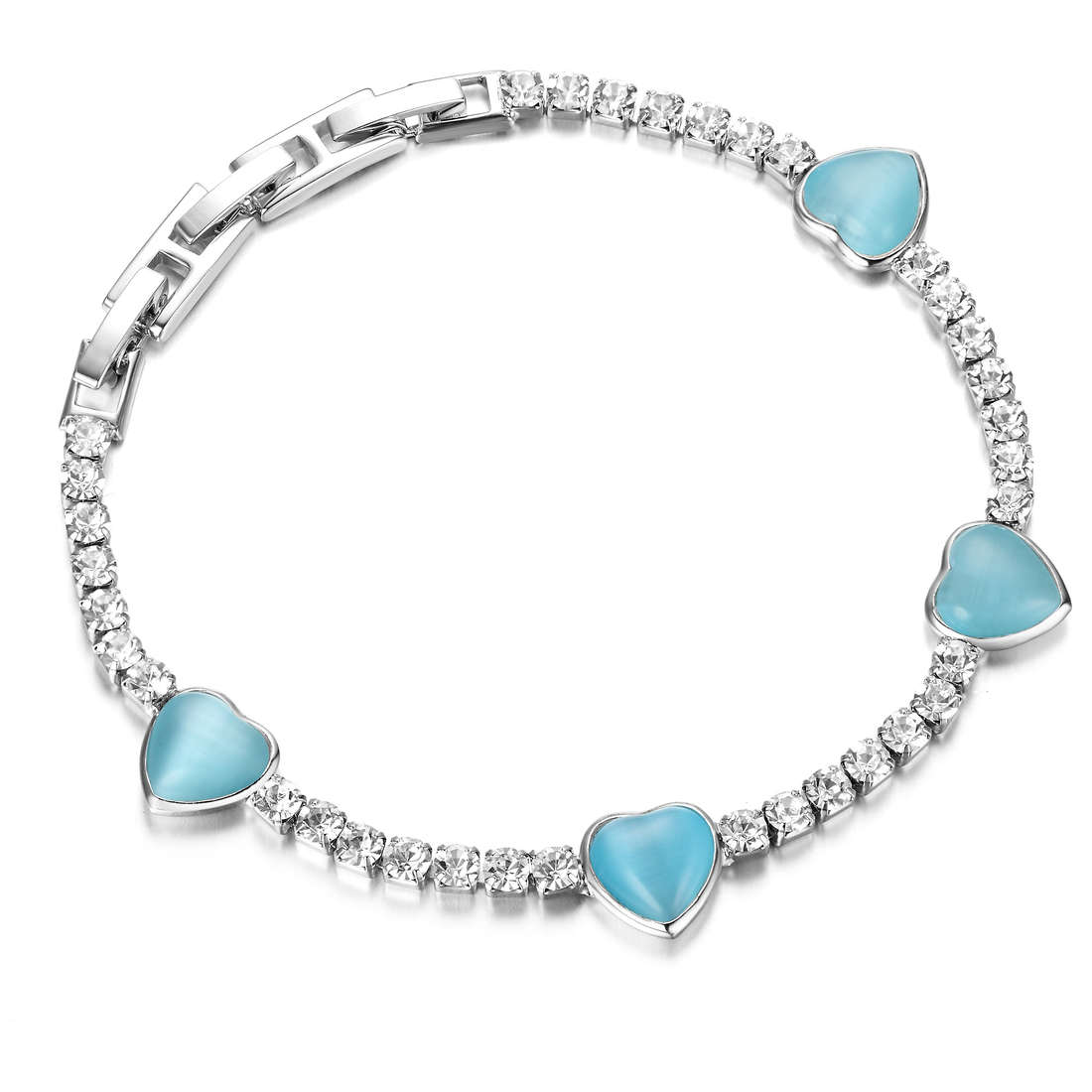 bracelet femme bijoux Luca Barra LBBK1043